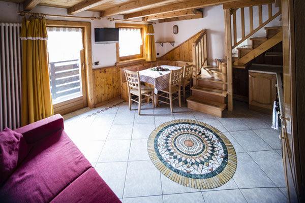 appartamenti touring livigno apartment plan